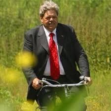 Waarnemend burgemeester Tjerk Bruinsma
