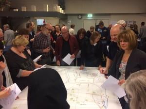 Bijeenkomst in De Overkant in Schoonhoven
